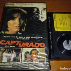 Cine: CAPTURADO - MICHAEL O'KEEFE, PETER FONDA, JAMES WOODS - TERROR PSICOLÓGICO, SECTAS - BETA. Lote 175130563
