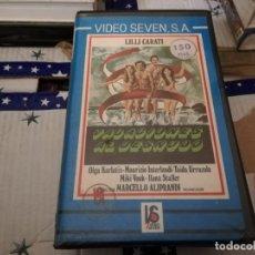 Cine: VACACIONES AL DESNUDO BETA ORIGINAL / LILLI CARATI / ILONA STALLER (CICCIOLINA. Lote 177265222