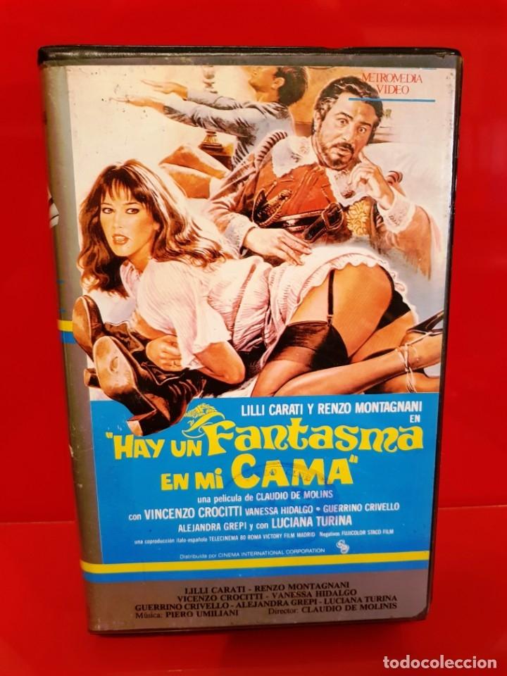 C E Un Fantasma Nel Mio Letto.Hay Un Fantasma En Mi Cama 1981 C E Un Fant Buy Beta Movies