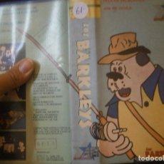 Cine: BARKLEYS¡1 EDICCION¡¡BETA¡DISPONEMOS,MAS 60.000,PELICULAS.EN¡VHS,BETA,2000¡. Lote 179045585