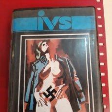 Cine: LA SVASTICA EN EL VIENTRE VIDEO BETA MAX MOVIES VIDEO SISTEMAS PAMPLONA IVS. Lote 179398632
