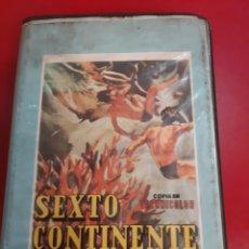 Cine: BETA MAX EL SEXTO CONTINENTE CIVASA. Lote 179398941