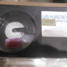 Cine: BETA - SOLO CINTA SIN CARATULA - LAS HIJAS DE BONNIE - 50. Lote 179534930