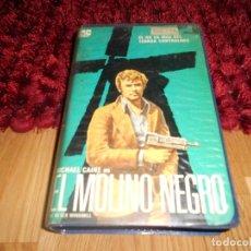 Cine: EL MOLINO NEGRO BETA - MICHAEL CAINE - 1ª EDICIÓN. Lote 182323436