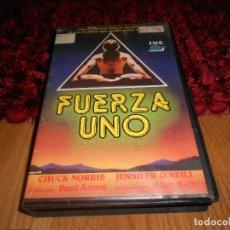 Cine: PELICULA BETA FUERZA UNO CHUCK NORRIS JENNIFER O NEILL. Lote 182327752