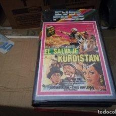 Cine: EL SALVAJE KURDISTAN V2000 ORIGINAL VIDEO 2000-. Lote 182939012