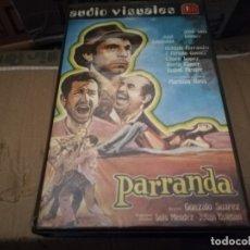 Cine: PARRANDA V2000 ORIGINAL VIDEO 2000. Lote 183017475