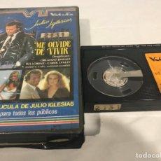 Cine: BETA ORIGINAL / ME OLVIDE DE VIVIR. Lote 183852095