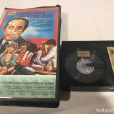 Cine: BETA ORIGINAL / MI MARIDO Y SUS COMPLEJOS. Lote 183853186