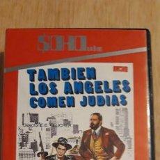 Cine: .1 VIDEO BETA DE ** TAMBIEN LOS ANGELES COMEN JUDIAS ** BUD SPENCER . DOHO SIN REVISAR. Lote 184517771