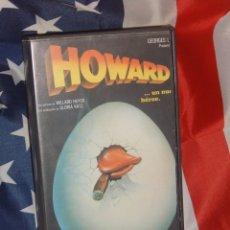 Cine: HOWARD EL PATO - CIC VIDEO - VIDEO BETA - . Lote 184788727