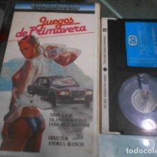 Cine: BETA - JUEGOS DE PRIMAVERA - 2. Lote 186122968
