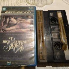 Cine: V2000 - LA MUCHACHA DE LAS BRAGAS DE ORO, DE VICENTE ARANDA, 1979. VICTORIA ABRIL,. Lote 187223976