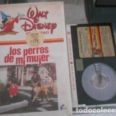 Cine: BETA - LOS PERROS DE MI MUJER. Lote 187391018