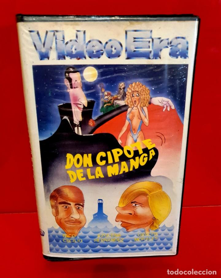 DON CIPOTE DE LA MANGA (1985) - RAREZA COMEDIA DE TERROR BETA (Cine - Películas - BETA)