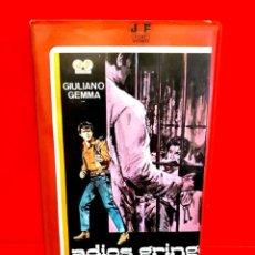 Cine: ADIOS GRINGO (1965) - JOSE FRADE - SPAGHETTI WESTERN. Lote 187511030