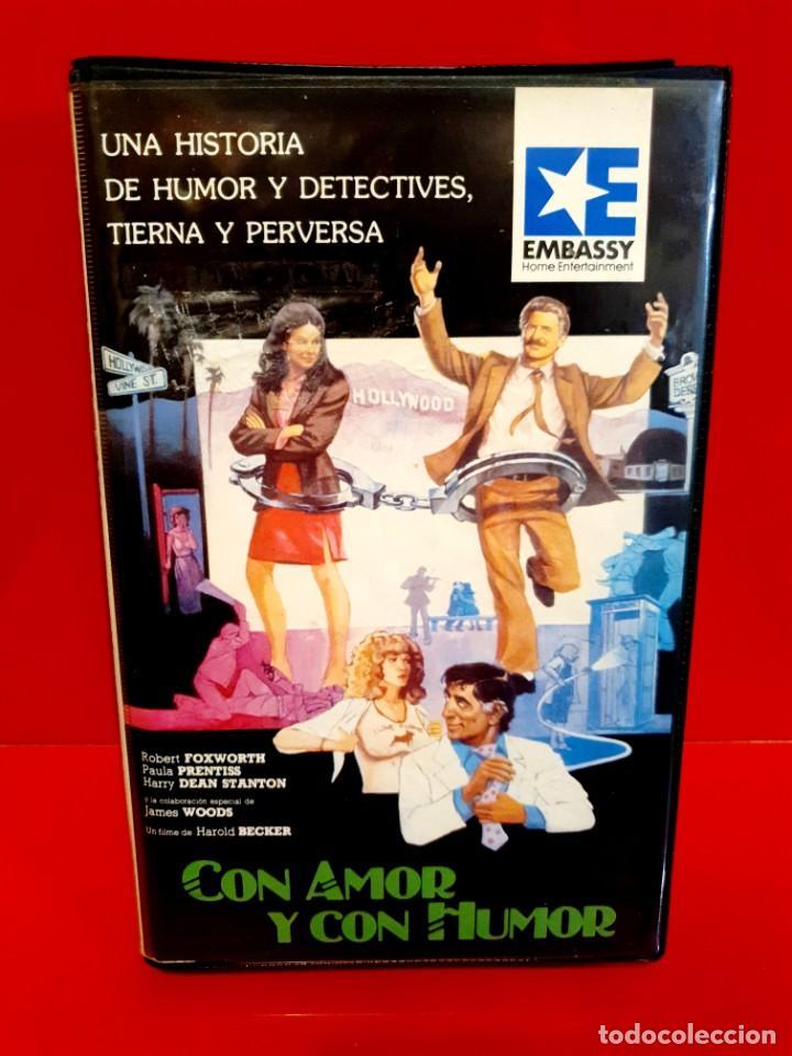 CON AMOR Y CON HUMOR (1980) - RAID ON ENTEBBE (Cine - Películas - BETA)