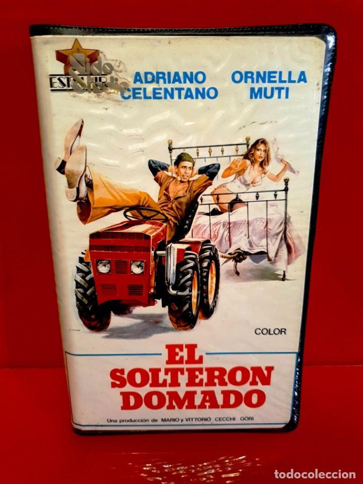 EL SOLTERON DOMADO (1980) (Cine - Películas - BETA)