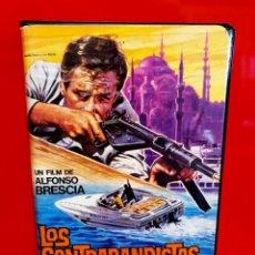 Cine: LOS CONTRABANDISTAS DE SANTA LUCIA . Lote 188525256