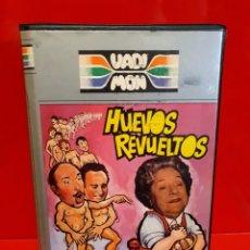 Cine: HUEVOS REVUELTOS (1982). Lote 188610047