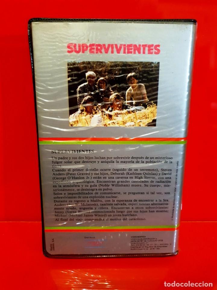 Cine: SUPERVIVIENTES - PETER GRAVES - J0HN LLEWELLYN MOXEY - Foto 2 - 188610218