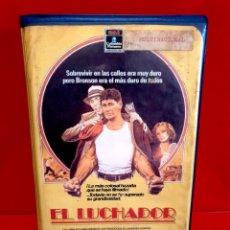 Cine: EL LUCHADOR (1982) - WALTER HILL, CHARLES BRONSON . Lote 188711922