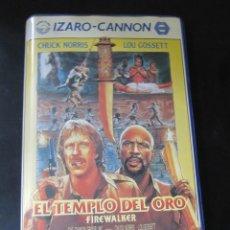 Cine: BETA EL TEMPLO DEL ORO CHUCK NORRIS 1ª EDICION IZARO CANNON PUBLI INTERIOR SUPERMAN IV YO EL HALCON. Lote 189212583