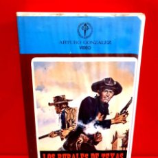 Cine: LOS RURALES DE TEXAS - GEORGE MARTIN - ALAN SCOTT - SPAGHETTI WESTERN. Lote 189232761