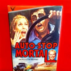 Cine: AUTO STOP MORTAL - DOMINIQUE DUNNE, DICK VAN PATTEN, TED POST - BETA. Lote 189451445