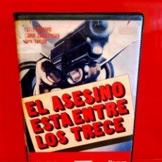 Cine: EL ASESINO ESTÁ ENTRE LOS TRECE (1973) - GIALLO. Lote 189451972