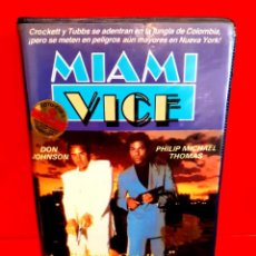 Cine: MIAMI VICE EL HIJO PRODIGO (1985) - DON JOHNSON , PHILIP MICHAEL THOMAS. Lote 189466915