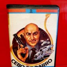 Cine: CEBO DE BARRO (1971) - CLAY PIGEON - VIGERSA. Lote 189474395