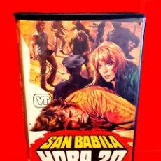 Cine: SAN BABILA HORA 20 (1976) - SAN BABILA ORE 20: UN DELITTO INUTILE. Lote 189521107