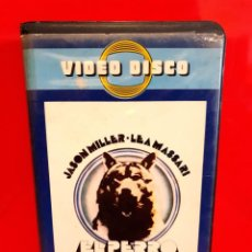 Cine: EL PERRO (1976) - ANTONIO ISASI-ISASMENDI, JASON MILLER - VIDEO DISCO BETA. Lote 189599903