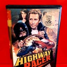 Cine: HIGHWAY RACER (1977) ... POLICIA BRIGADA ESPECIAL - MAURIZIO MERLI , LILLI CARATI. Lote 189600063