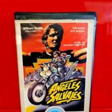 Cine: ANGELES SALVAJES - SAVAGE ANGELS (PANDILLEROS Y MOTEROS). Lote 189715831