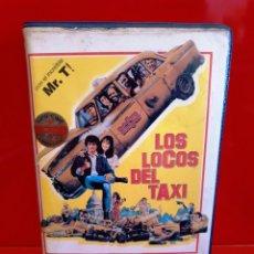 Cine: LOS LOCOS DEL TAXI - ADAM BALDWIN - IRENE CARA - MISTER T. Lote 189716026