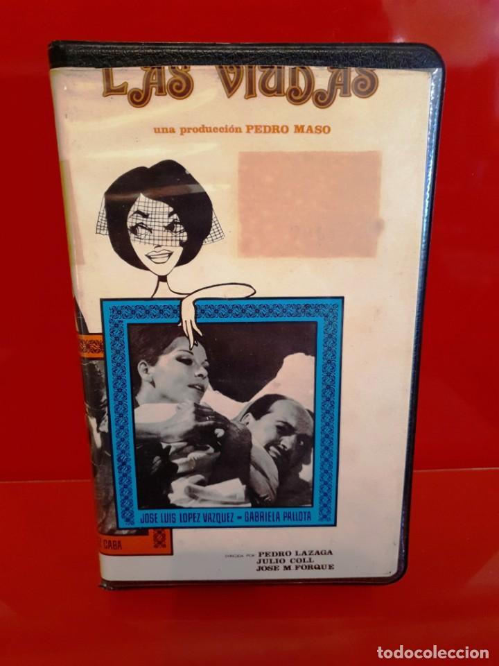 LAS VIUDAS (1966) - COMEDIA RELATOS MUERTE 3 MARIDOS - NUNCA EN TC (Cine - Películas - BETA)
