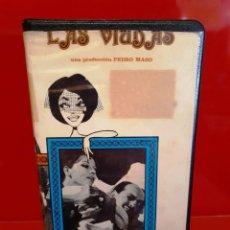 Cine: LAS VIUDAS (1966) - COMEDIA RELATOS MUERTE 3 MARIDOS - NUNCA EN TC. Lote 189955531