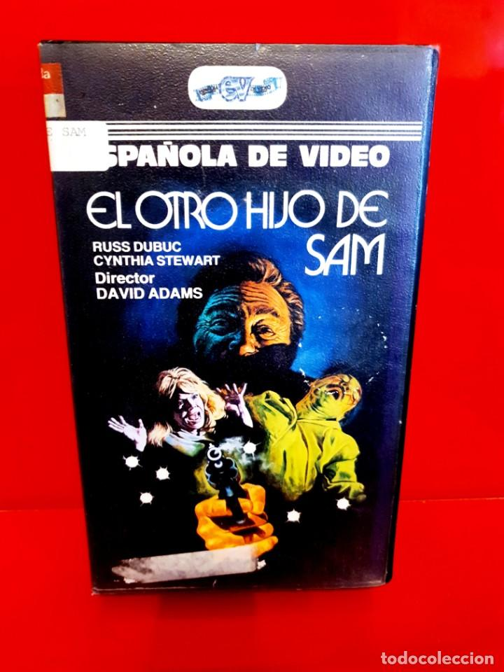 EL OTRO HIJO DE SAM - RAREZA PSICOPATA ASESINO (Cine - Películas - BETA)