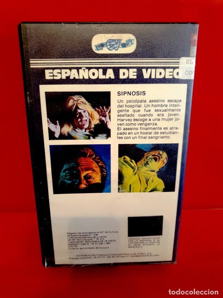Cine: EL OTRO HIJO DE SAM - RAREZA PSICOPATA ASESINO - Foto 2 - 189974835