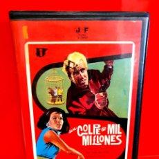 Cine: UN GOLPE DE MIL MILLONES (1966) - UN COLPO DA MILLE MILIARDI - 1ª EDIC. JOSE FRADE. Lote 190045628