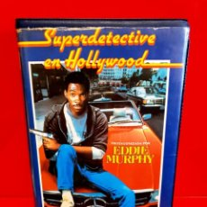 Cine: SUPERDETECTIVE EN HOLLYWOOD (1984) - BEVERLY HILLS COP. Lote 190045772