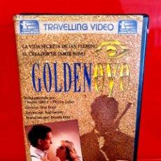 Cine: GOLDEN EYE (1987) - DON BOYD - CHARLES DANCE , PHYLLIS LOGAN - TRAVELLING - RAREZA. Lote 190182095