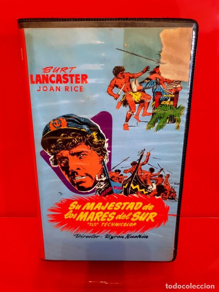 SU MAJESTAD DE LOS MARES DEL SUR (1954) - EDICION INEDITA EN TC (Cine - Películas - BETA)
