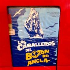 Cine: LOS CABALLEROS DEL BOTON DE ANCLA (1974) - RAREZA DESCATALOGADA. Lote 190485930