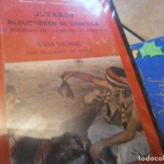 Cine: JIVAROS REDUCTORES DE CABEZAS¡¡¡BETA¡¡UNICA EN TC¡¡. Lote 191165916