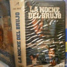 Cine: LA NOCHE DEL BRUJO¡¡BETA 1 EDICCION¡¡. Lote 191166128