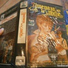Cine: AMENAZA EN LA NOCHE¡¡BETA. Lote 191166495