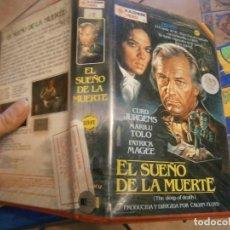 Cine: EL SUEÑO DE LA MUERTE BETA¡¡1 EDICION¡¡. Lote 191166706